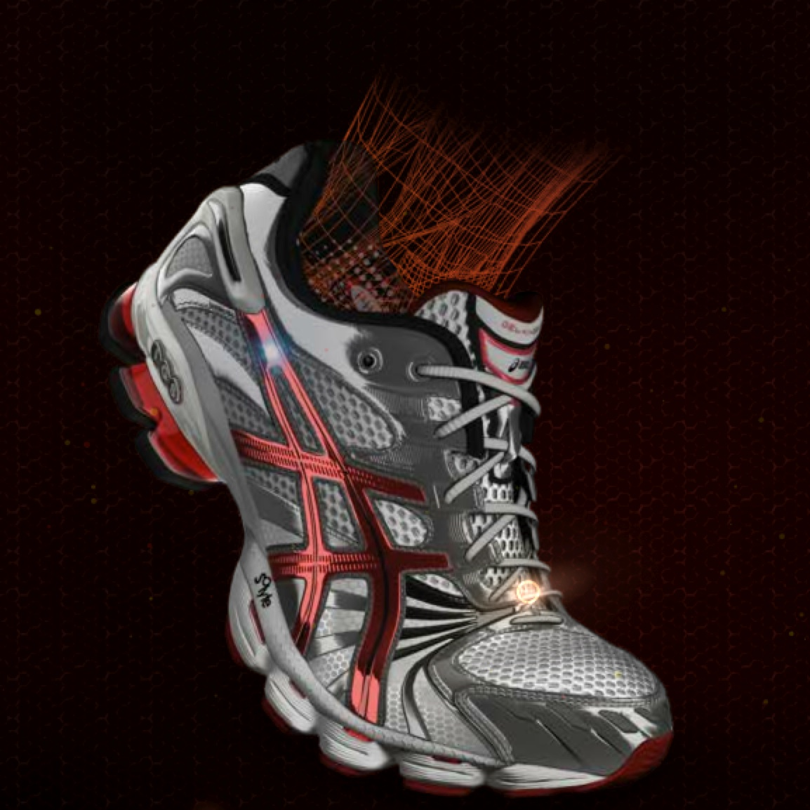 Asics Gel Kinsei 3 Sound Design